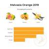 Malvasia Orange okusi
